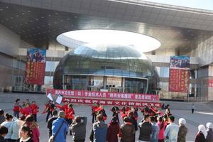 热烈祝贺青海省文化馆新馆落成