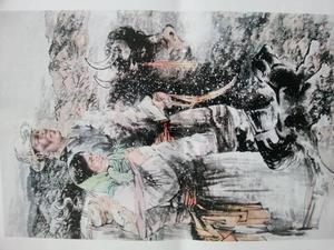 高原七月————赵敬德